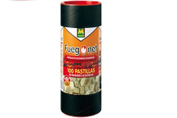 Fuego Net 231169 - Eco-friendly Firelighters (contains 100 units) 231169 - SustainTheFuture - 1
