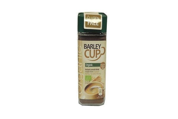Barleycup Organic Instant Cereal Drink 100g - Barleycup Organic Instant Cereal Drink 100g, Full of flavour and lots more besides - SustainTheFuture