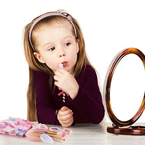 Makeup Set For Children by Glamour Girl Pretend Play Make up Kit Great For Littl - SustainTheFuture - 6