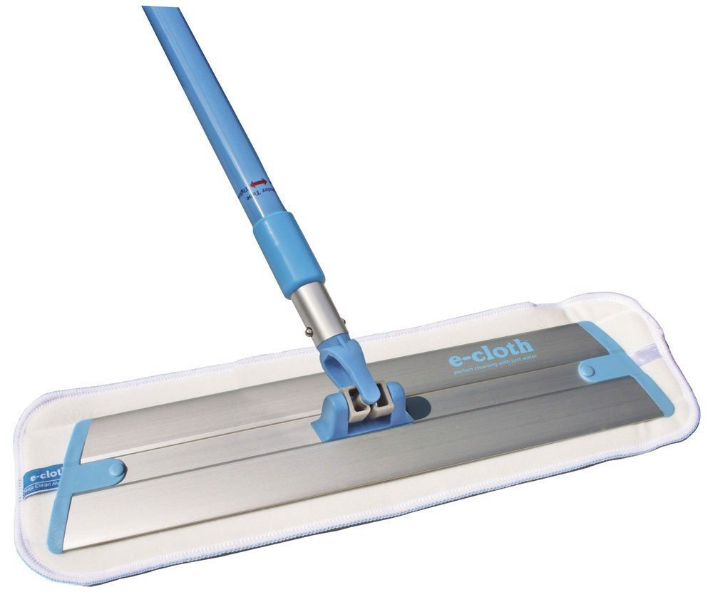 E-cloth Mop Set. Cleans Using Just Water - No Cleaning Chemicals Needed - SustainTheFuture - 2