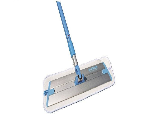 E-cloth Mop Set. Cleans Using Just Water - No Cleaning Chemicals Needed - SustainTheFuture - 1