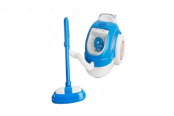 Lovely Home Appliance Model Toys Kids Electronic Play ToysVacuum Cleaner