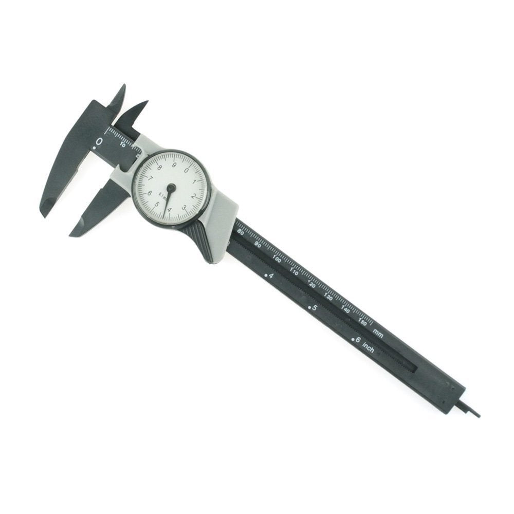 YINGKARUN Scale table Vernier caliper,non-toxic plastic,Don't need battery,Color - SustainTheFuture - 2