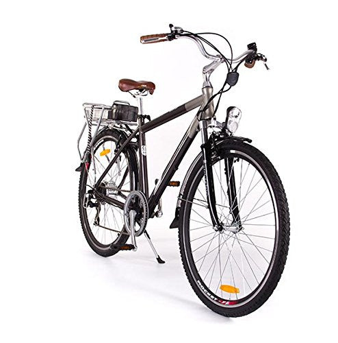 Cyclotricity Stealth 250w Electric Bike - has been designed to deliver top performance. - SustainTheFuture - 2