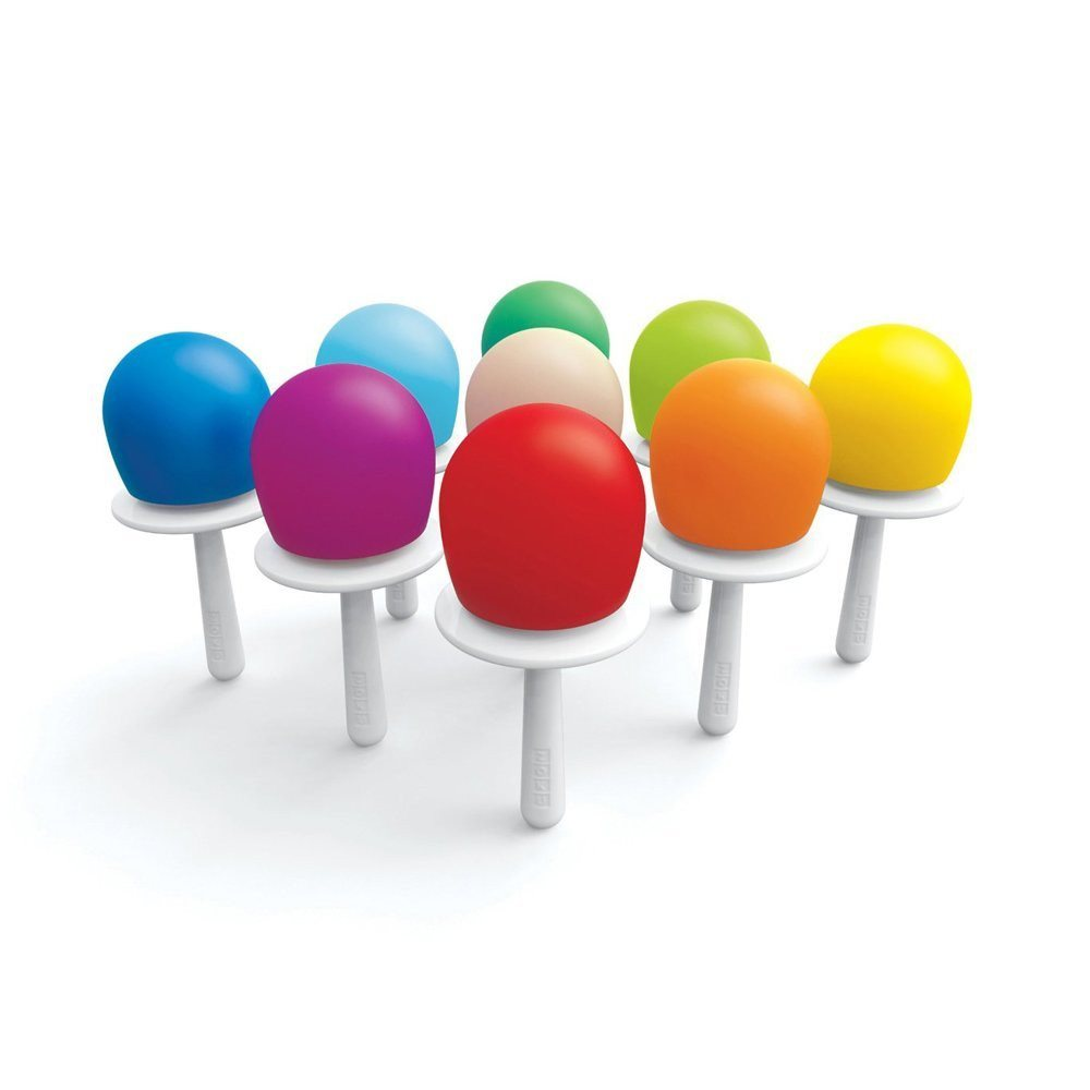 Contever® 9 x Mini Silicone Popsicle Molds - BPA-free Ice Pop / Stick Ice Cream - SustainTheFuture - 2