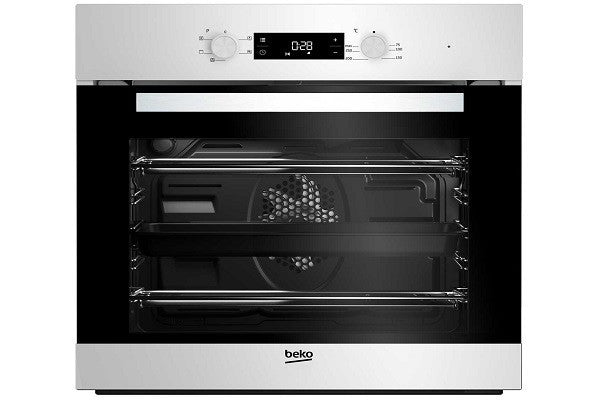 Beko EcoSmart Single Oven - Integrated - BIF22300W - White Electric Fuel Type - SustainTheFuture - 1