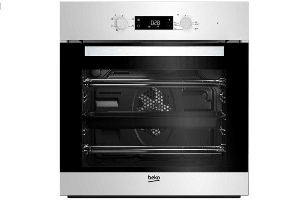 Beko EcoSmart Single Oven - Integrated - BIF22300W - White Electric Fuel Type - SustainTheFuture - 2