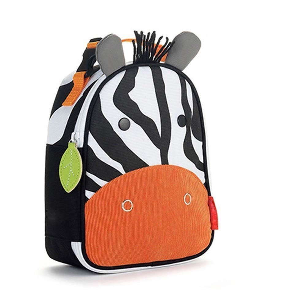 Cute Animal Zoo Cartoon Lunch Handbag Insulated Bag Cooler Bag Thermal Bag Nurse - SustainTheFuture - 2