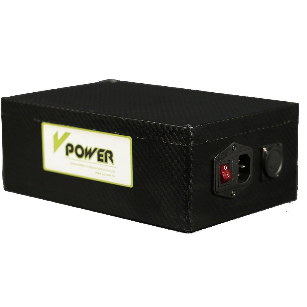 vpower.hk E-bike Battery Pack 36V 10AH Lithium Battery for Electric Bikes + Charger - SustainTheFuture - 2