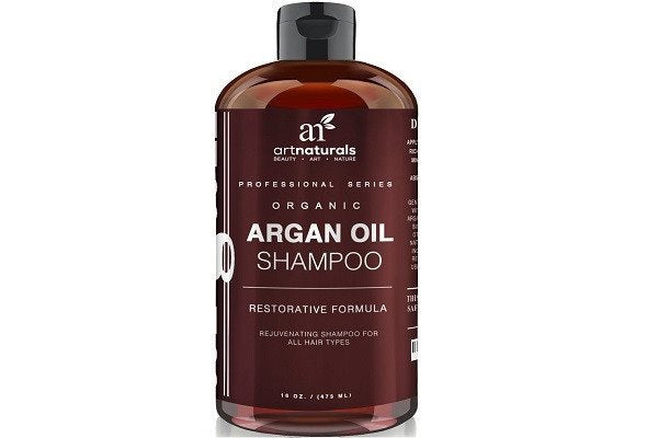 Art Naturals Organic Daily Argan Oil Shampoo 473ml - Best Moisturizing, Volumizi - SustainTheFuture - 1