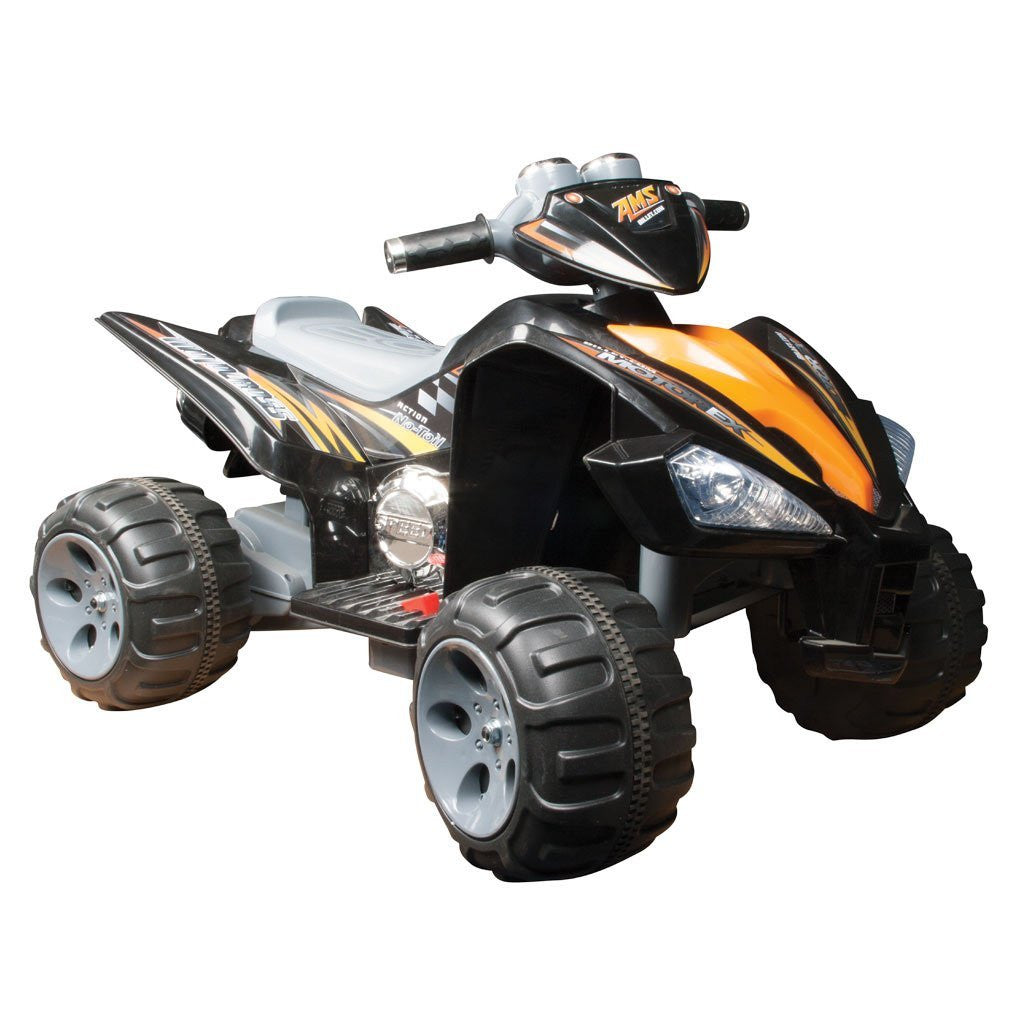 Electric Ride-on Quad Bike Childrens Toy Gift Quadbike with Battery/Charger New - SustainTheFuture - 2