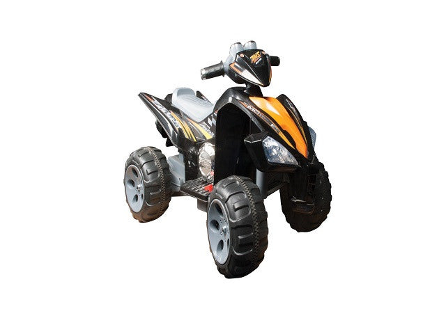 Electric Ride-on Quad Bike Childrens Toy Gift Quadbike with Battery/Charger New - SustainTheFuture - 1