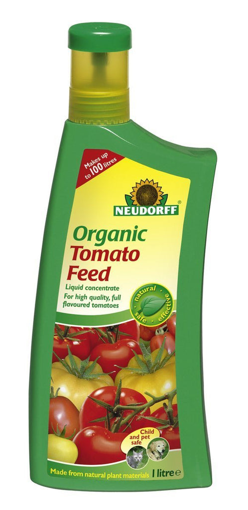 Neudorff 1L Organic Tomato Feed. Nutrient combination with emphasis on potassium - SustainTheFuture - 3