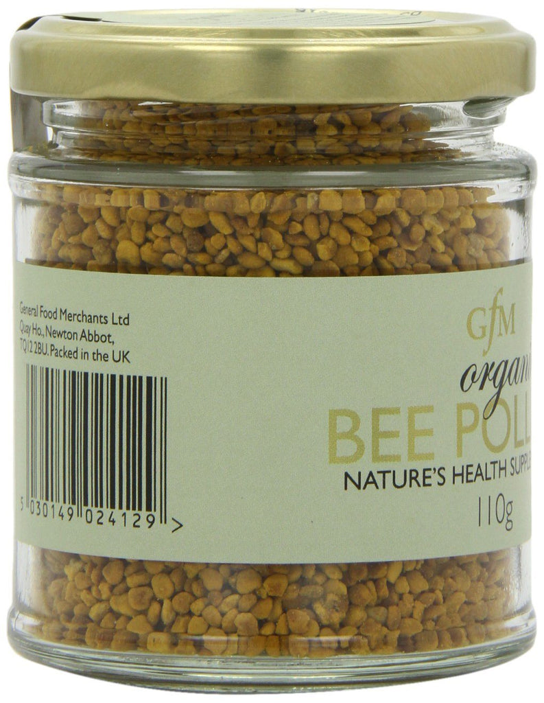 Gfm Organic Bee Pollen Granules 110 g (Pack of 3) - It is an excellent nutritional supplement for - SustainTheFuture - 4
