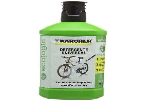 Kärcher 62957470 3-in-1 Universal Eco Plug and Clean. Active dirt dissolver,Blac - SustainTheFuture - 2