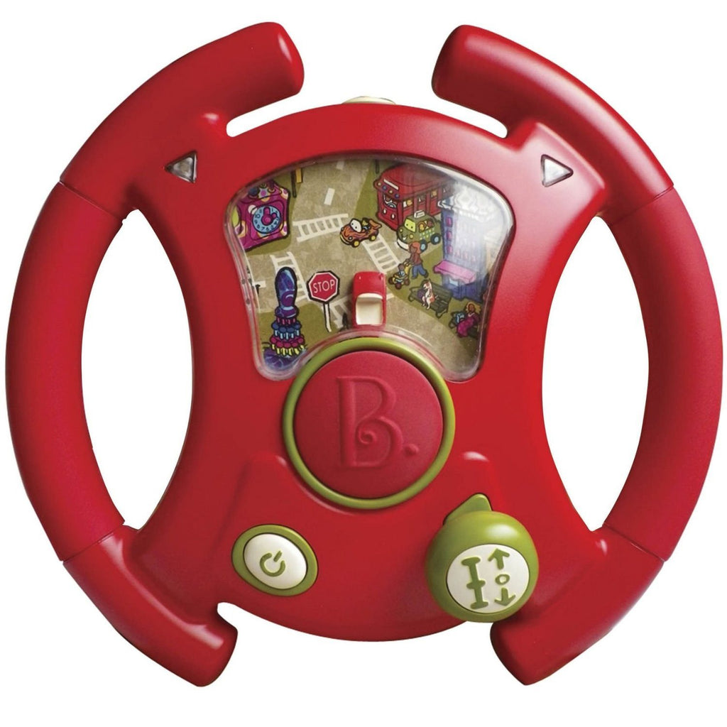 B You Turns. Great play value keeps children occupied for hours - Engine and hor - SustainTheFuture - 4