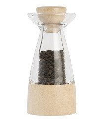 T&G CrushGrind® Stockholm Pepper Mill in FSC® Certified Beech - SustainTheFuture - 1