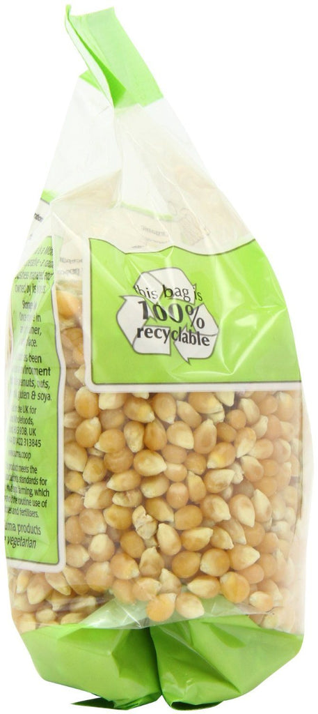 Suma Organic Popping Corn 500 g (Pack of 6) - A nutritious store cupboard staple - SustainTheFuture - 4