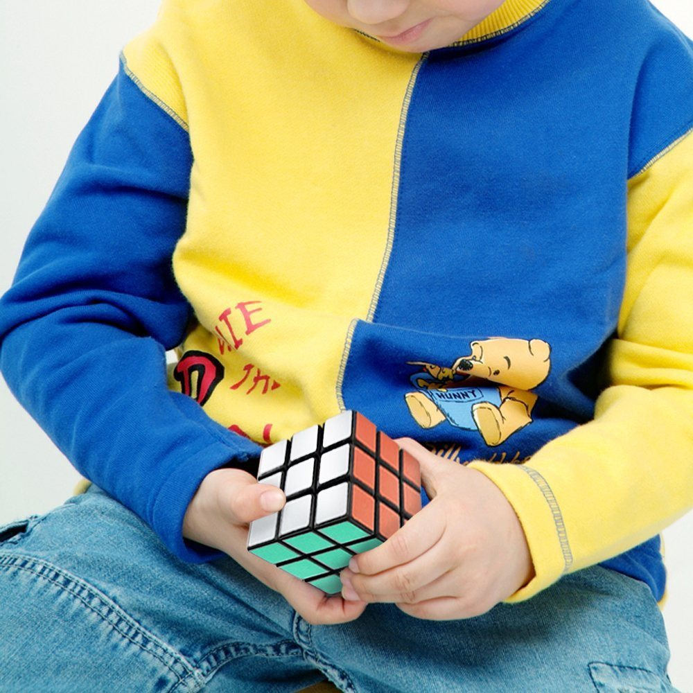 Magic Cube Puzzle A Pack of Four Cube New Better Life 2x2x2 3x3x3 4x4x4 5x5x5 Cu - SustainTheFuture - 6