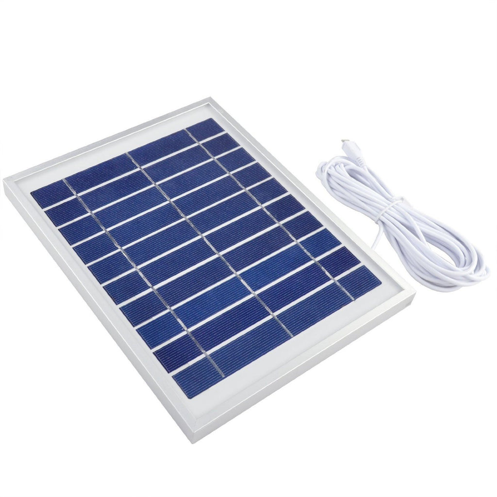 Portable Solar Mobile Lighting System Cellphone Home Emergency Lights Power Pack - SustainTheFuture - 6