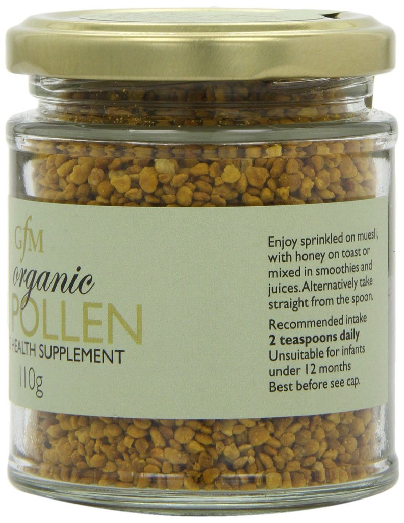 Gfm Organic Bee Pollen Granules 110 g (Pack of 3) - It is an excellent nutritional supplement for - SustainTheFuture - 6