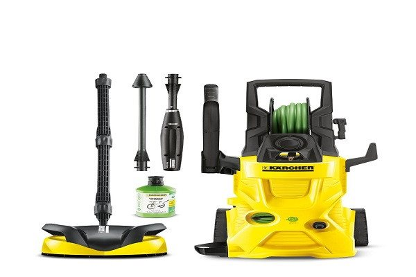 Kärcher K4 Premium Eco Home Water-Cooled Pressure Washer with aluminum pump head - SustainTheFuture - 3