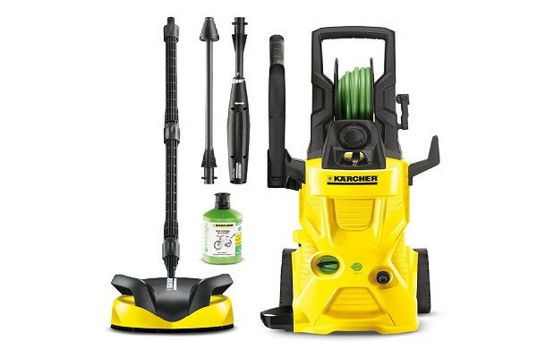 Kärcher K4 Premium Eco Home Water-Cooled Pressure Washer with aluminum pump head - SustainTheFuture - 1