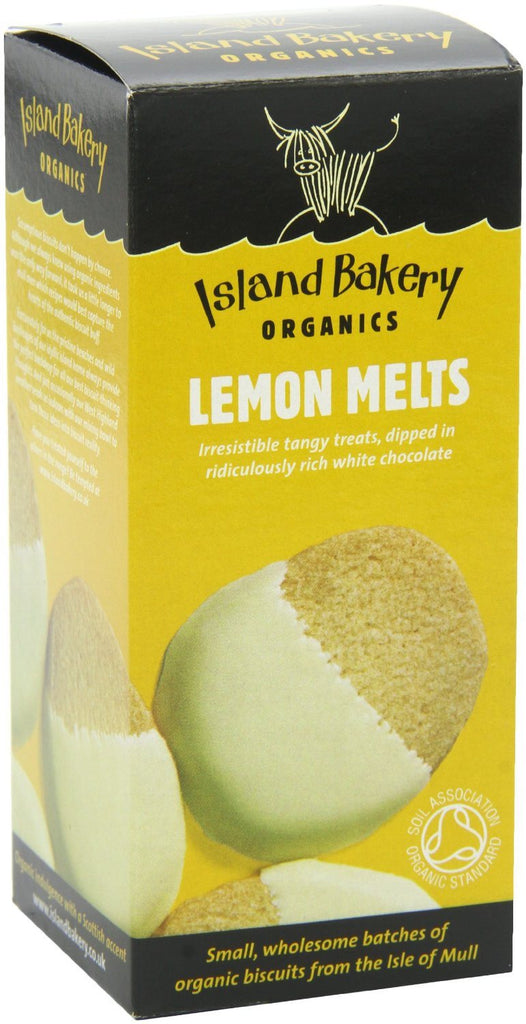 Island Bakery Organic Lemon Melts 150 g (Pack of 3) - Free from artificial colou - SustainTheFuture - 6