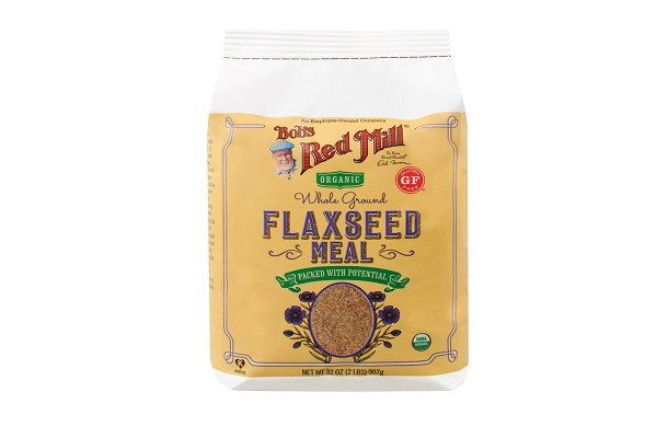 Bobs Organic Whole Ground Flaxseed Meal 907g - Provides Fiber, Lignans & Omega-3 - SustainTheFuture - 1