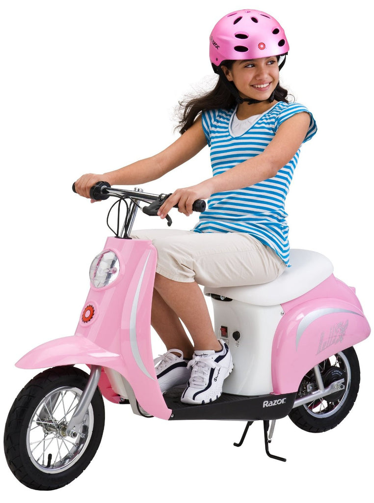 Razor Pocket Mod-Bella Electric Bike - Pink - SustainTheFuture - 2