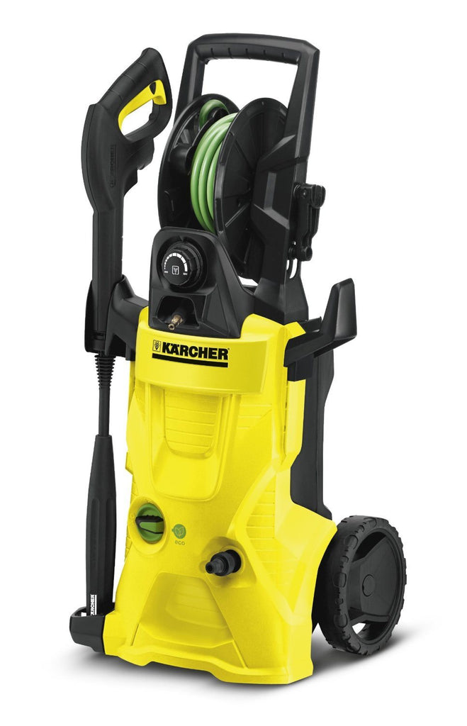 Kärcher K4 Premium Eco Home Water-Cooled Pressure Washer with aluminum pump head - SustainTheFuture - 2
