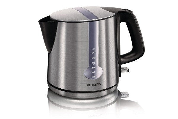 Philips HD4671/20 Energy Efficient Kettle, 3000 Watt, 1.7 Litre - Brushed Metal - SustainTheFuture - 1