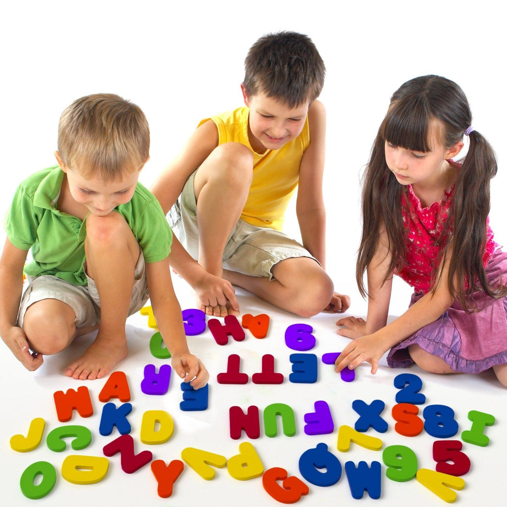 Bath Letters And Numbers With Bath Toy Organizer. The Best Educational Bath Toys - SustainTheFuture - 6