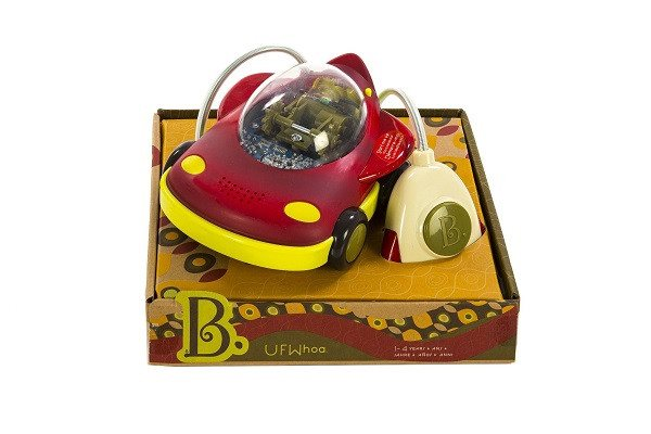 B UF Whoa. Easy to control and turn for little ones - Easy to control and turn f - SustainTheFuture - 1