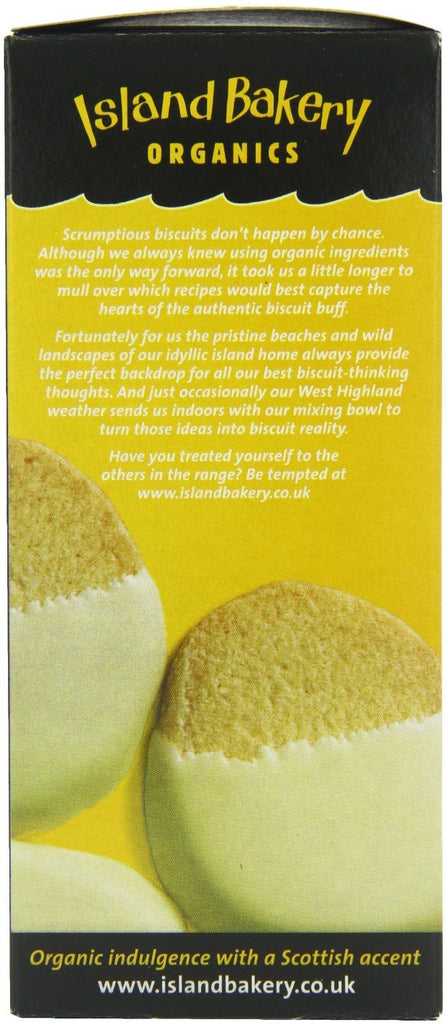 Island Bakery Organic Lemon Melts 150 g (Pack of 3) - Free from artificial colou - SustainTheFuture - 4