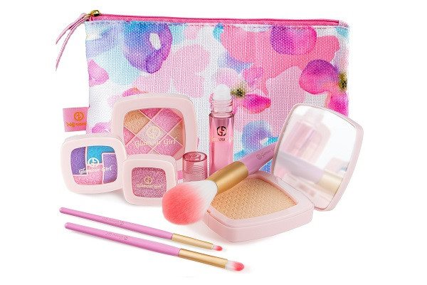 Makeup Set For Children by Glamour Girl Pretend Play Make up Kit Great For Littl - SustainTheFuture - 1