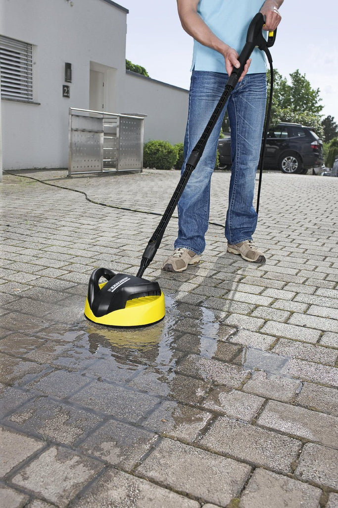 Kärcher K4 Premium Eco Home Water-Cooled Pressure Washer with aluminum pump head - SustainTheFuture - 5