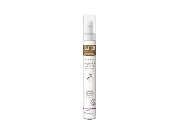 Cattier-Paris Anti-Age Anti-Wrinkle Treatment. Prevents ageing by optimising the regeneration - SustainTheFuture - 1