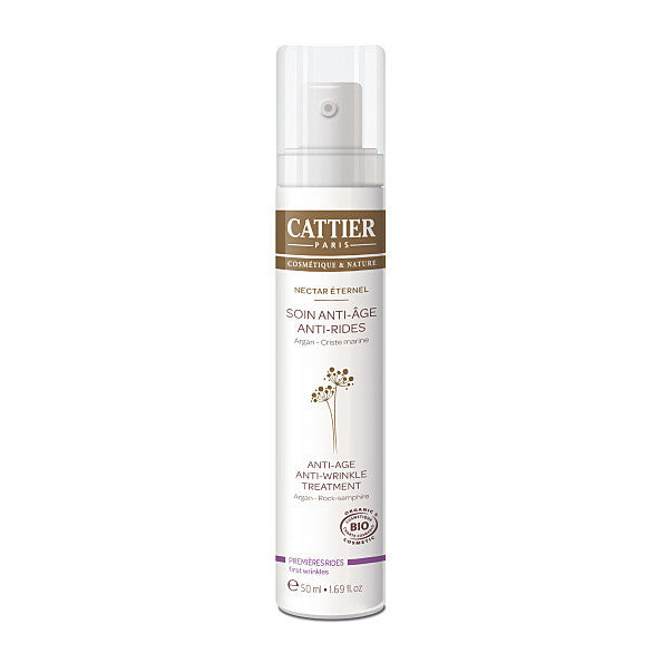 Cattier-Paris Anti-Age Anti-Wrinkle Treatment. Prevents ageing by optimising the regeneration - SustainTheFuture - 2