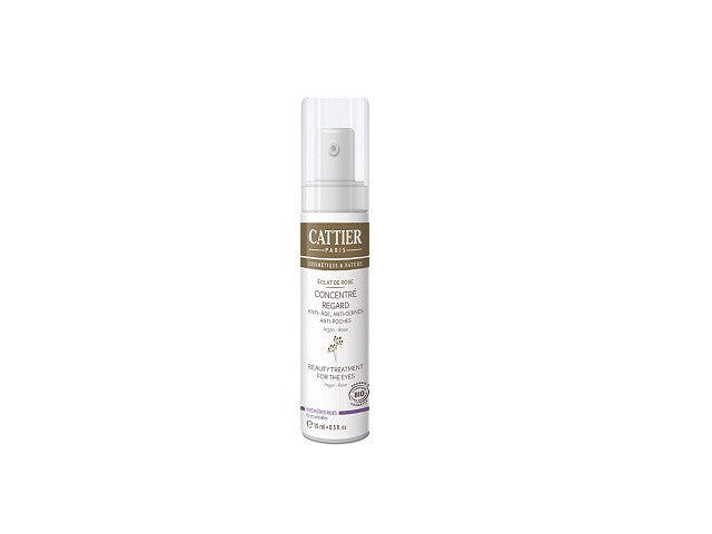 Cattier-Paris Anti-ageing Eye Contour Treatment. Tones the area around the eyes and alleviates - SustainTheFuture - 1