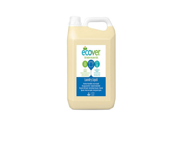 Ecover Concentrated Non Bio Laundry Liquid Refill 5L (142 washes) - SustainTheFuture - 1