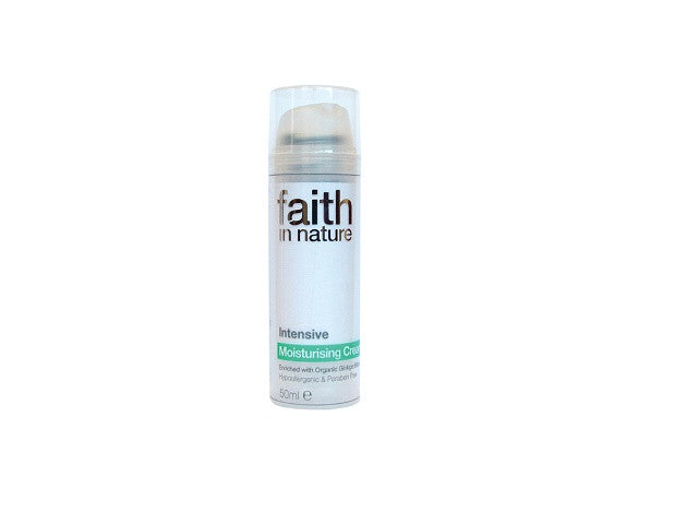 Faith In Nature Intensive Moisturising Cream.  to help restore your skin's natural balance. - SustainTheFuture - 1
