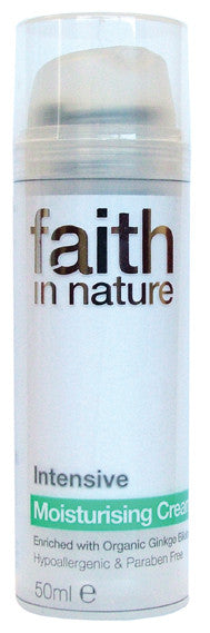 Faith In Nature Intensive Moisturising Cream.  to help restore your skin's natural balance. - SustainTheFuture - 2