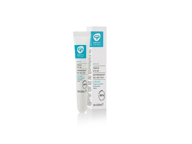 Green People Firming Eye Serum. Alcohol free, suitable for sensitive and delicate skin types - SustainTheFuture - 1