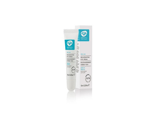 Green People Rejuvenating Eye Cream (night). Nourishing night treatment rich in essential fatty - SustainTheFuture - 1