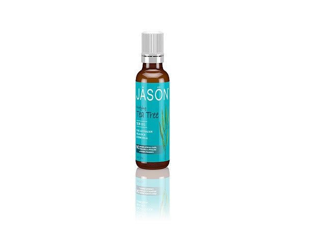 Jason Purifying Tea Tree Oil -100% Pure. Tea Tree Oil helps improve the appearance of cuts, - SustainTheFuture - 1