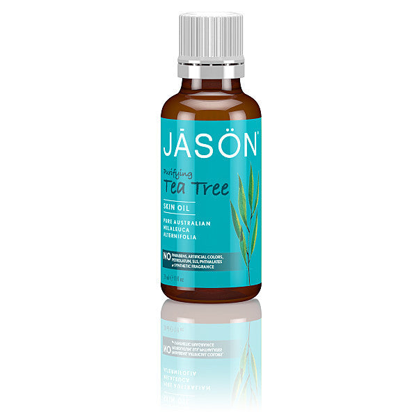 Jason Purifying Tea Tree Oil -100% Pure. Tea Tree Oil helps improve the appearance of cuts, - SustainTheFuture - 2