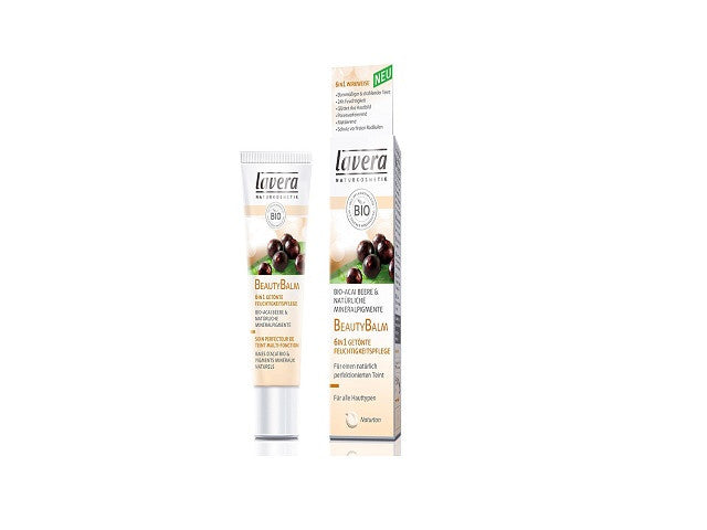 Lavera Beauty Balm. Give an even and glowing complexion Provides 24hr moisturisation - SustainTheFuture - 1