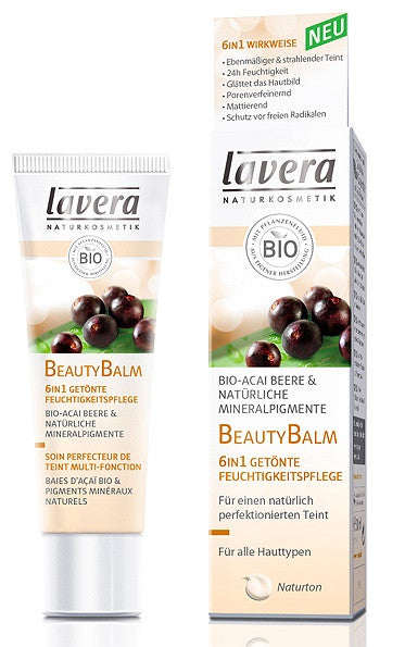 Lavera Beauty Balm. Give an even and glowing complexion Provides 24hr moisturisation - SustainTheFuture - 2