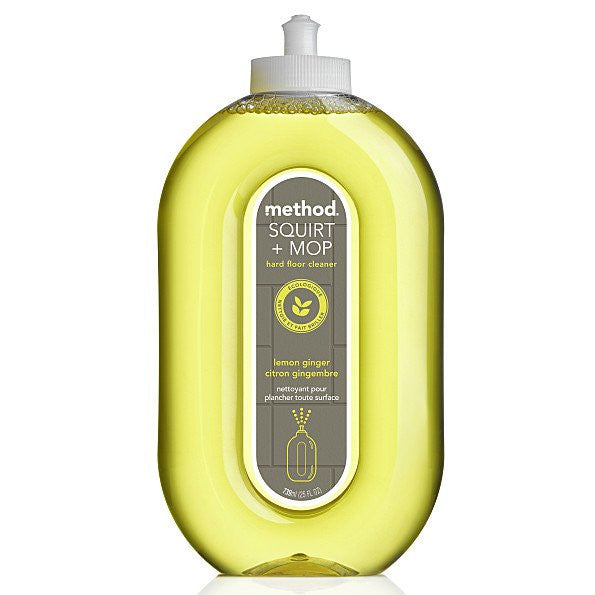 Method Squirt & Mop All Purpose Floor Cleaner - Lemon & Ginger - SustainTheFuture